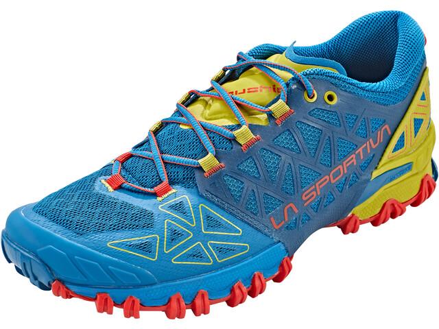 La Sportiva Bushido II Buty do biegania Mężczyźni, neptune/kiwi